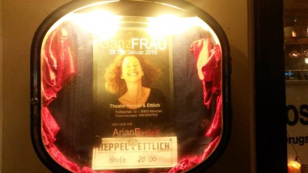 Ariane Erdelt mit Ganz FRAUau0150128_185331