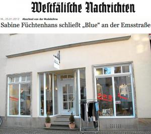 Westfälische Nachrichten/Foto: Monika Vornhusen